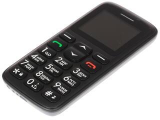 Сотовый телефон Ginzzu R11D черный