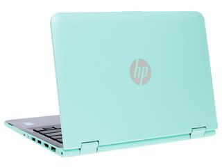 """11.6"""" Ноутбук HP Pavilion x360 11-k001ur зеленый"""