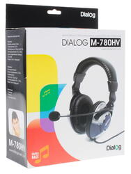 Наушники Dialog M-780HV