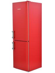 Холодильник с морозильником Liebherr CUfr 3311-20 001 красный