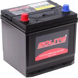 Автомобильный аккумулятор SOLITE CMF 50AR