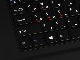 """17.3"""" Ноутбук DEXP Ares E113 черный"""