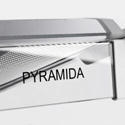 Вытяжка подвесная Pyramida WH 20-60 WHITE белый