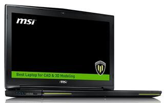 "17.3"" Ноутбук MSI WT72 2OM-1672RU черный"