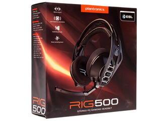 Наушники Plantronics RIG 500