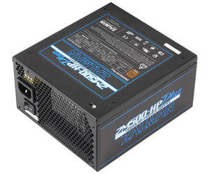 Блок питания Zalman HP Plus 500W [ZM500-HP PLUS]