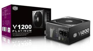 Блок питания CoolerMaster V1200 1200W [RSC00-AFBAG1-EU]