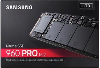 1024 ГБ SSD M.2 накопитель Samsung 960 PRO [MZ-V6P1T0BW]