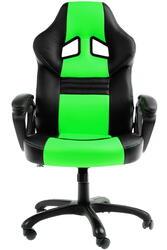 Кресло игровое Arozzi Monza зеленый