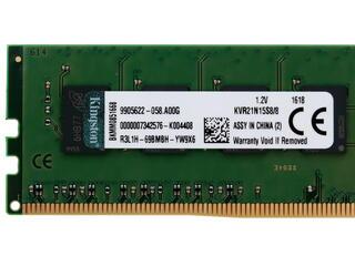 Оперативная память Kingston [KVR21N15S8/8] 8 ГБ