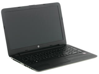 """15.6"""" Ноутбук HP Notebook 15-ba051ur черный"""