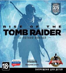 Игра для ПК Rise of the Tomb Raider 20 Year Celebration Edition