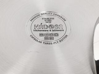 Кастрюля Nadoba 726112 Dona серебристый
