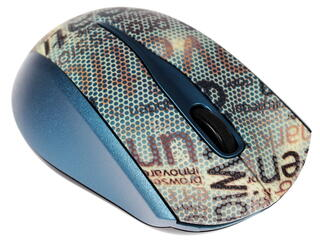 Мышь беспроводная Defender StreetArt MS-305 Nano