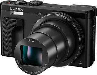 Компактная камера Panasonic Lumix DMC-TZ80 черный