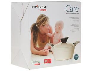 Кастрюля Frybest Care-C24 Care бежевый