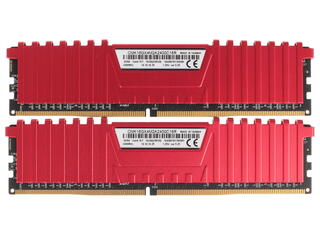 Оперативная память Corsair Vengeance LPX CL [CMK16GX4M2A2400C16R] 16 ГБ