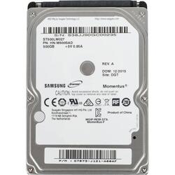 Жесткий диск Seagate Samsung Momentus ST500LM027 500 Гб