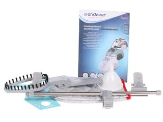 Отпариватель Endever Odyssey Q-911 серый