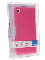 Накладка + защитная пленка  для смартфона Sony Xperia Z3
