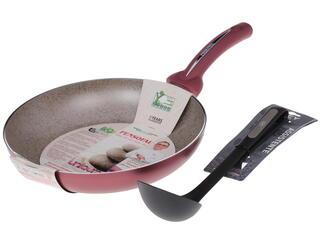 Сковорода Pensofal PEN5204 + Половник KAРB0102 красный