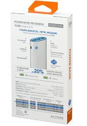 Портативный аккумулятор InterStep PB150003U белый