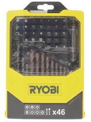 Набор сверл и насадок-бит Ryobi RAK46MIX