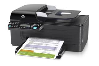 МФУ струйное HP Officejet 4500 Wireless