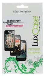 """5""""  Пленка защитная для смартфона Highscreen Tasty"""