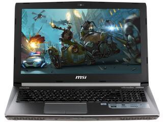 "15.6"" Ноутбук MSI PE60 6QE-084XRU серый"