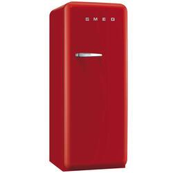 Холодильник с морозильником Smeg FAB28RR1 красный