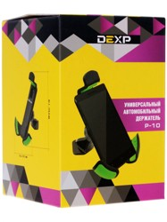 Автомобильный держатель DEXP P-10