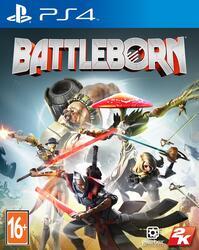 Игра для PS4 Battleborn