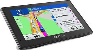 GPS навигатор Garmin DriveSmart 60 LMT RUS