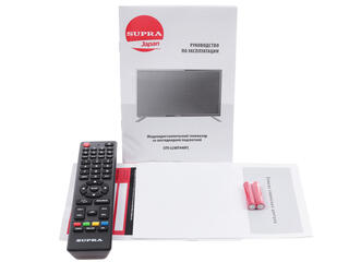 "40"" (102 см)  LED-телевизор Supra STV-LC40T440FL черный"