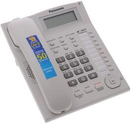 Телефон проводной Panasonic KX-TS2388RUW