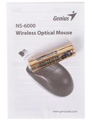 Мышь беспроводная Genius NS-6000