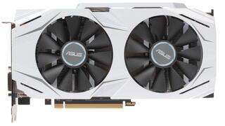 Видеокарта Asus GeForce GTX 1070 DUAL [DUAL-GTX1070-8G]
