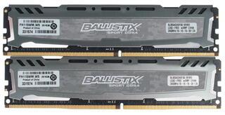 Оперативная память Crucial Ballistix Sport LT [BLS2C8G4D240FSB] 16 ГБ