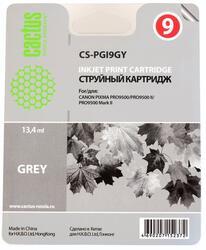 Картридж струйный Cactus CS-PGI9GY