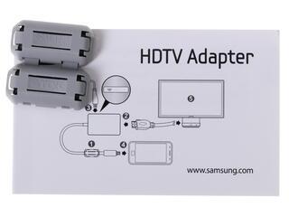 Кабель Samsung micro USB - HDMI белый