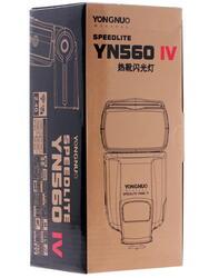 Фотовспышка YongNuo Speedlite YN-560IV