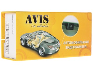 Камера заднего вида AVIS PS1