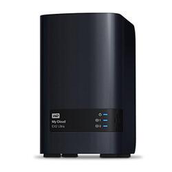 Сетевое хранилище Western Digital My Cloud EX2 Ultra