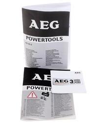 Пила дисковая AEG KS 55-2