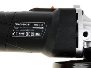 Углошлифовальная машина Defort DAG-600-B