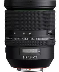 Объектив Pentax HD D-FA 24-70mm F2.8 ED SDM