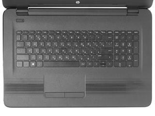 """17.3"""" Ноутбук HP Notebook 17-y031ur черный"""
