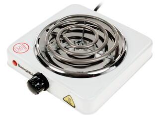 Плитка электрическая Помощница ЭЛП-801 белый
