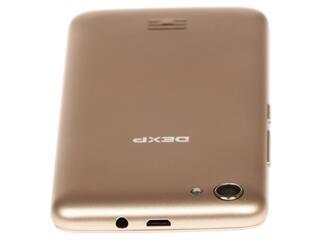 """4.5"""" Смартфон DEXP Ixion X245 Rock mini 8 ГБ золотистый"""